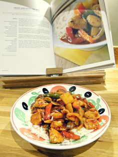 Sweet and sour chicken hairy bikers World Recipes, Diet Recipes, Chicken Recipes, Cooking Recipes, Healthy Recipes, Recipies, Hairy Dieters, Sweet Sour Chicken, Healthy Cat Treats