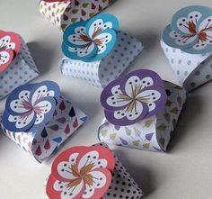 Ideas para el hogar: Plantillas de cajas listas para imprimir