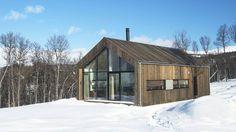 Cabin Hoftun | Snøhetta.
