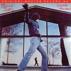 Billy Joel Glass Houses on Numbered Limited Edition Hybrid SACD from Mobile Fidelity Still Rock and Roll to Him: Joel Toughens Up and Increases the Animosity, Sarcasm, Confidence, and Rock on 1980 Set