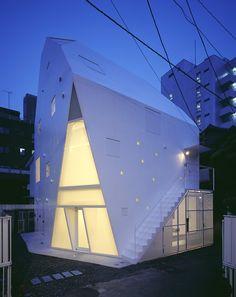 A.L.X. (Junichi Sampei) | 'Sorte' | Tokyo, Japan | 2008 | http://www.xain.jp/