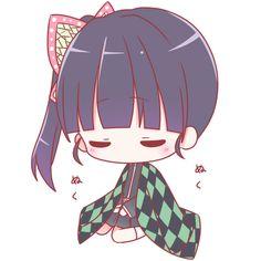 Falling down <Kanao> Anime Chibi, Kawaii Anime, Anime Naruto, Anime Angel, Anime Demon, Fan Art Anime, Anime Art Girl, Demon Slayer, Slayer Anime