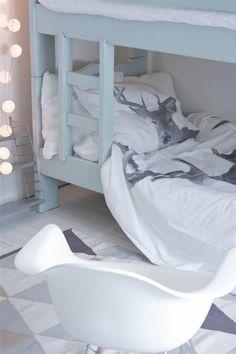 Mint Bunk bed