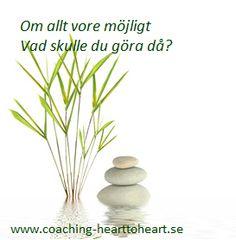 Coaching - om att vore möjligt
