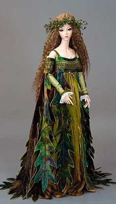 Brygid by Antique Lilac........ yes i know its a doll.. love the doll but want the dress in person size.....