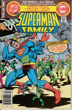 Superman Family 1974 194  April 1979 issue  DC by ViewObscura