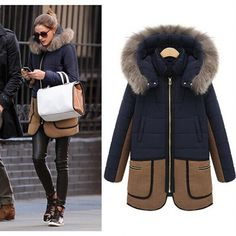 I like this^^, how do you think? Buy here: http://www.wholesalebuying.com/product/wholesale-price-winter-women-coat-outerwear-cotton-down-fur-coat-parka-female-overcoat-jacket-137240?utm_source=pin&utm_medium=cpc&utm_campaign=ZYWB39