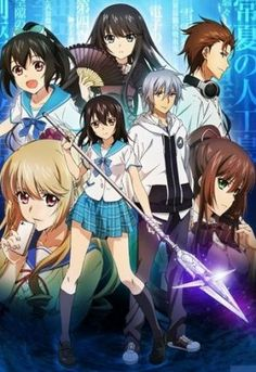 Strike the Blood: Vampires, Demons, Action, Violence, Romance