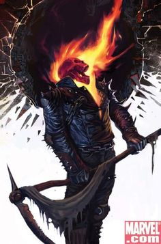 Ghost Rider.  An all-time favorite.