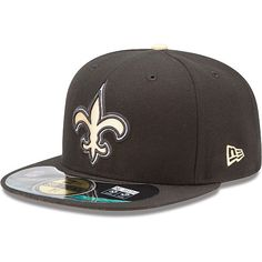 488e39a21 Men s New Era New Orleans Saints Sideline 59FIFTY® Football Structured  Fitted Hat New Orleans Saints
