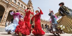 Spain & Portugal: 13-Night Tour incl. Flights | Travelzoo Facts About Spain, Spanish Festivals, Spain Culture, Seville Spain, Malaga Spain, Spain And Portugal, Spain Travel, Madrid, Things To Do