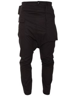 Swinger Memphis Trousers Black
