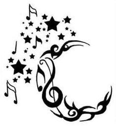 Sun Moon And Stars Tattoos 4 Jpg Tattoo Star Designs