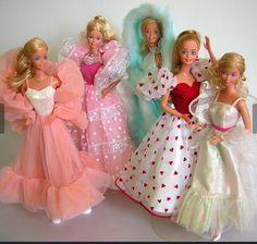 Barbie 80s #remember