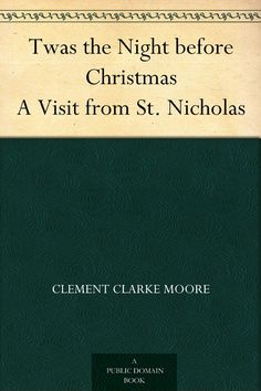 The night before christmas mouse book