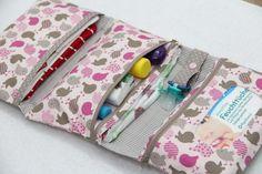 Windeltaschen - Windeltasche Wickeltasche - ein Designerstück von Babyboca bei DaWanda