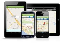 While not an entirely cloud-based system, GPSTrackIt has designed a tablet-focused website called Driver, which allows field workers and central office managers to collaborate. The Driver site has a section for messaging, stop scheduling and route planning, and a system for filling out forms. Users can create custom forms for refueling, job management, and updates. #GPSTracking