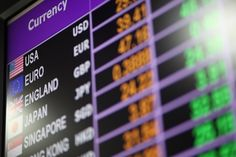 investment to Invest in Foreign Currencies Foreign currency exchange rates. Foreign Exchange Dealers One of the benefits of investing in foreign exchange is its liquidity. Exchange Rate, Foreign Exchange, Financial News, Financial Markets, Volatility Index, Bollinger Bands, Currency Converter, Planning, Technical Analysis