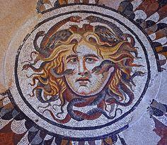 Mosaic - Rome, NM Baths of Diocletian - Roman mosaic floor 1ds uhr [1st-2nd cent AD] - Carole Raddato | par petrus.agricola