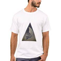 T-Shirt ANCIENT ART blue Detail Shop, Black Feathers, Sticker Shop, Ancient Art, Custom Clothes, Tshirt Colors, Colorful Shirts, Black And White, Mens Tops