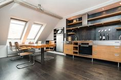 Stunning two-level apartment in Old Town - Byt