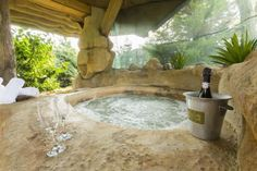 Treehouse Hideaway - 20ft up in the air overlooking a wildlife park, a Treehouse with Hot Tub offering total seclusion for 2 adults near the coast and Whitstable