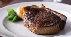Sometimes you just gotta have a steak.
