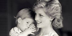 Prince Harry Reveals How Counseling Helped Him Cope With Diana's Death