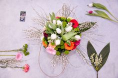 bouquet di stagione fresh flowers by ultraviolet torino