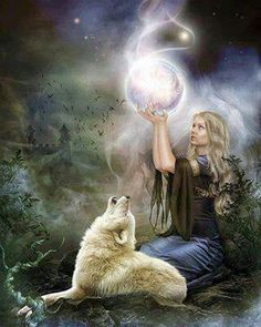 #Full #Moon #Magic #wicca #pagan #spiritual