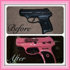 Hydrographics by SJ solutions did my gun. Check them out on FB. They can do anything and everything. Camo to sparkles.