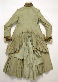1880's American child's ensemble