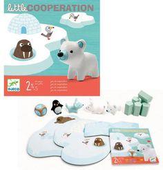 L'Atelier de Gepetto Little Cooperation - Jeu des petits