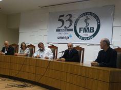 XI Seminário de Engenharia Clínica do Interior Paulista é realizado no HCFMB - Evento foi prestigiado por convidados de todo o Brasil   Na última terça, 29, o Salão Nobre da Faculdade de Medicina de Botucatu foi palco doXI Simpósio de Engenharia Clínica do interior paulista, sendo o terceiro realizado no Hospital das Clínicas da Faculdade de Medicina de Botucatu (HCFMB) - http://acontecebotucatu.com.br/saude/xi-seminario-de-engenharia-clinica-do-interior-pauli