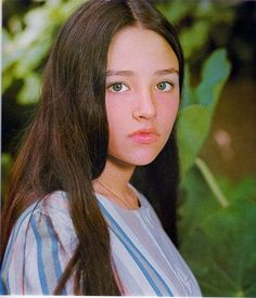 Olivia Hussey - Page 4 - the Fashion Spot on We Heart It Olivia Hussey, William Shakespeare, British Actresses, Actors & Actresses, Old Film Stars, Romeo And Juliet, Celebs, Celebrities, Beautiful Actresses