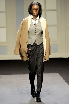 Paul Smith Fall 2011 Ready-to-Wear