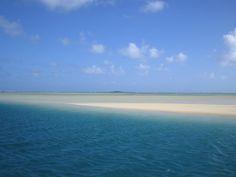 親子で行く!絶景ハワイの天国の海サンドバー