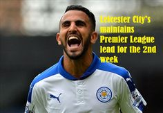 Leicester City's beat West Ham to maintain the Top spot in the EPL http://www.talkasset.com/leicester-citys-beat-west-ham-to-maintain-the-top-spot-in-the-epl/