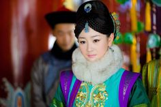 Zhang Meng 张檬 - In Love With Power 《山河戀·美人無淚》 as Harjol