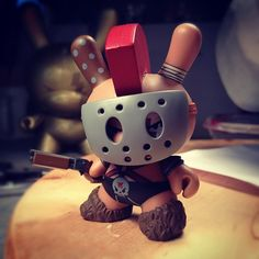 HuckGee_Dunny.    Cute designer toys and collectibles. Kawaii!