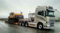 Volvo FH 730 with Heavy Haulage