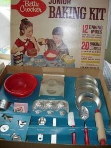 I loved this!! I used it with my Easy Bake Oven:)