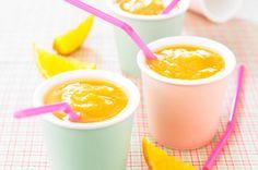 Mon premier smoothie : abricot & banane (dès 6 mois)