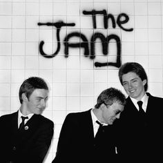 The Jam. In The City session by Martyn Goddard. 1977