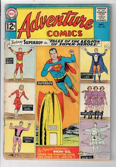 ADVENTURE COMICS #300 -SILVER AGE DC! Grade 2.0 Superboy & Legion of Superheroes!  http://www.ebay.com/itm/ADVENTURE-COMICS-300-Grade-2-0-Superboy-Legion-Superheroes-/302253516435?roken=cUgayN&soutkn=rMNuLV