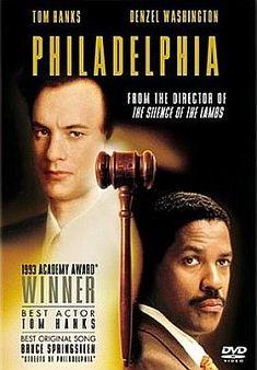 Philadelphia est un film américain réalisé par Jonathan Demme, sorti en 1993. Wikipédia