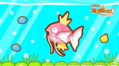 I discovered a new pattern! Check out this Pink Two-Tone pattern! #Magikarp http://koiking.jp/r/