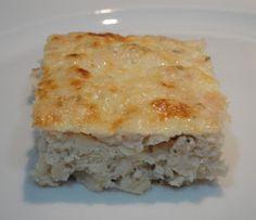 Receitas da Dieta Dukan: Suflê de frango Dukan
