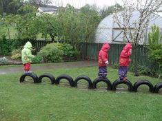 Billedresultat for outdoor play areas for children