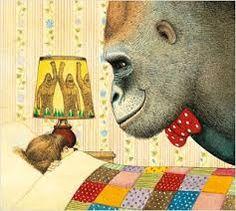 Anthony Browne. Gorilla.